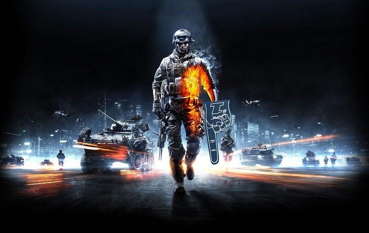 Battlefield number 1