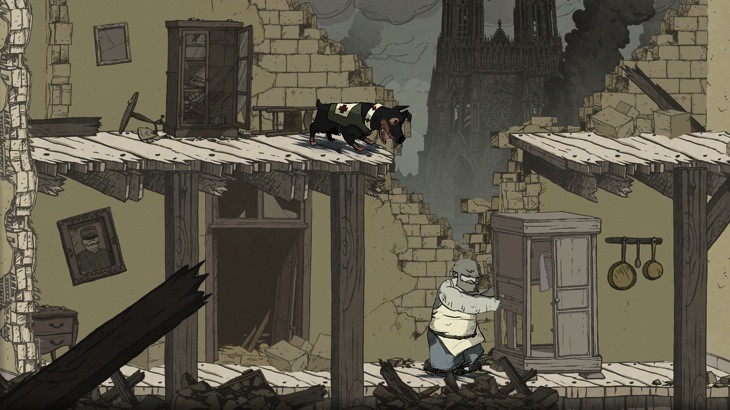 Valiant hearts 2