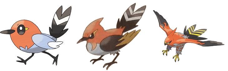 Poke evoltuion (5)