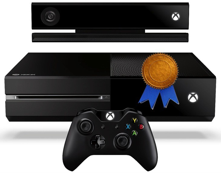 Xbox One With Kinect
