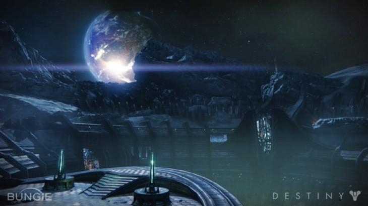 Destiny moon