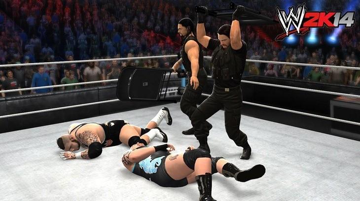 WWE 2K14 (8)