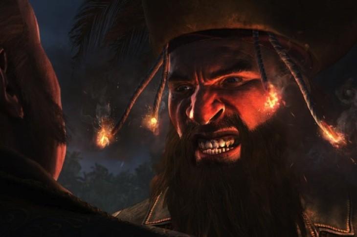 Ac iv blackbeard