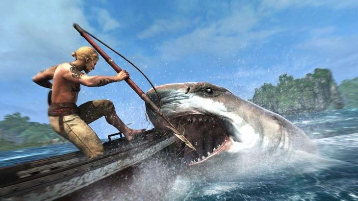 Ac iv shark