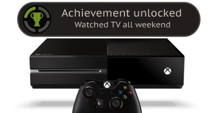 Achievement unlocked spent all day watching tv 825