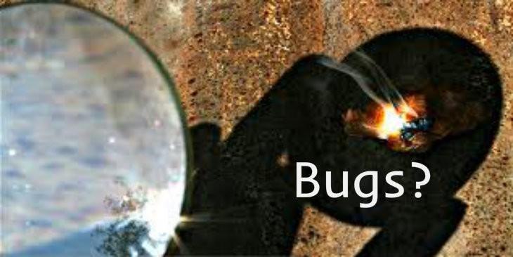 Killing bugs