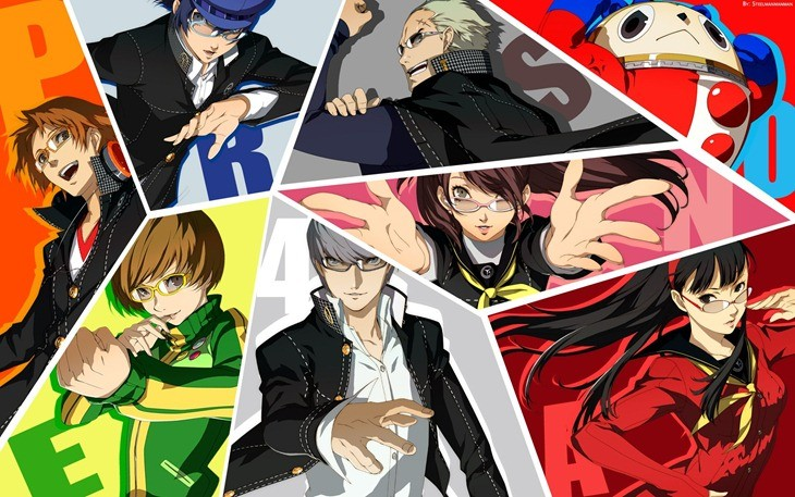 Persona 5: This time, it's Persona-l