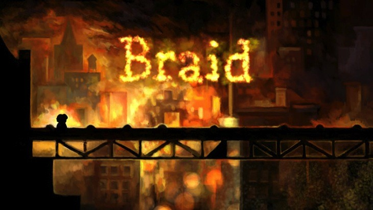 Braid game screenshot title xbox 360 big