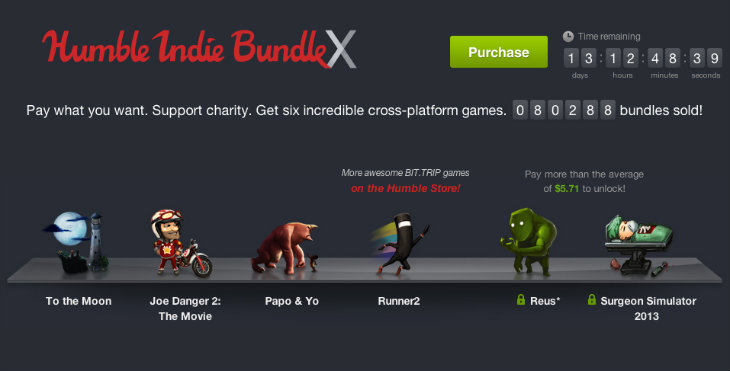 Humble bundle 10