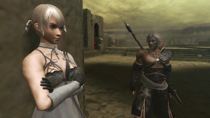 Nier kaine and nier