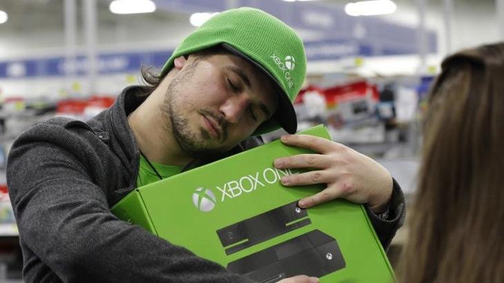 Xbox one consumer