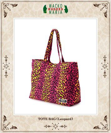 *WACKO MARIA × PORTER 春夏主題PLAYBOY MIAMI:LEOPARD 2