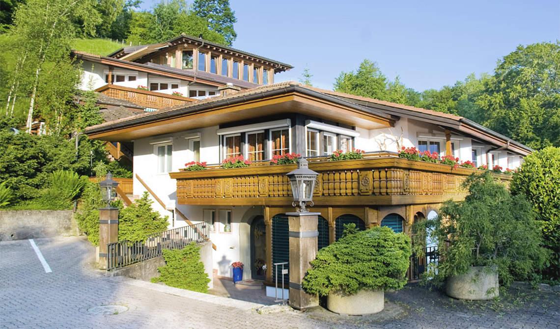 Hotel complex for sale at Lake Thun - 0