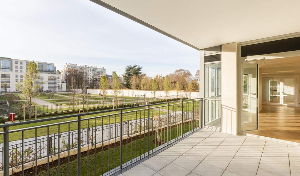 Apartment for sale with views of garden, 7th arrondissement, Paris - 8