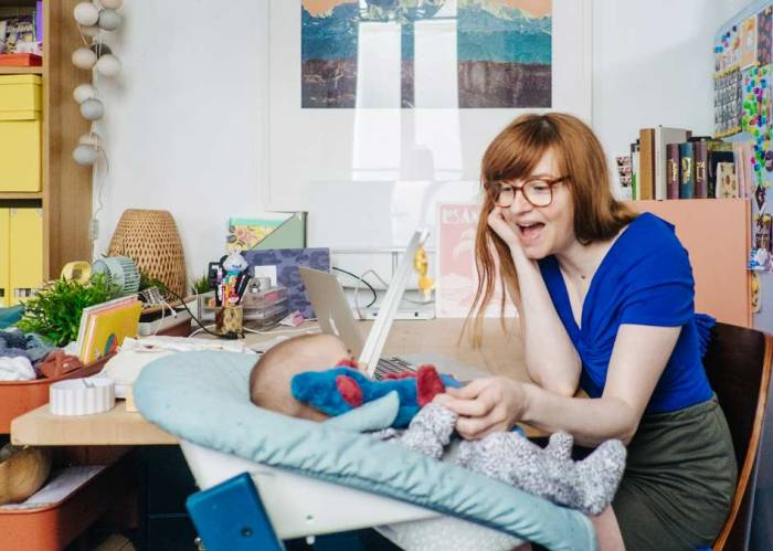 Aménager Un Coin Bebe Dans Un Studio Parisien