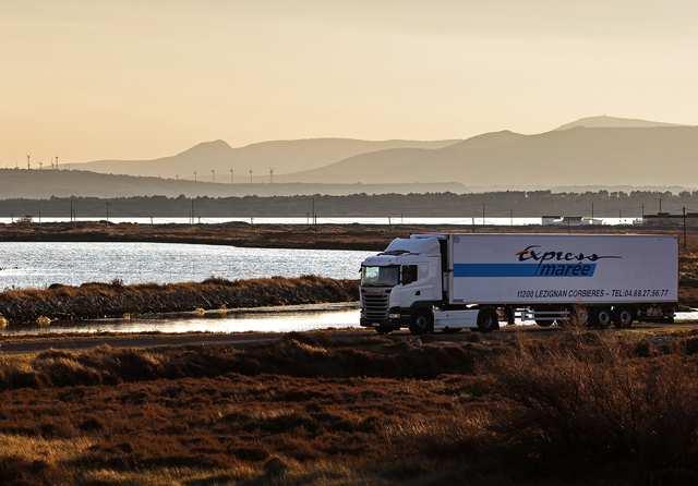 Transport Express Mare Prpare Une Vague Dacquisitions