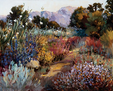Morning Bloom by Ellie Freudenstein
