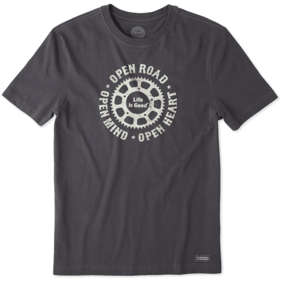 Men's Open Road Mind Heart Crusher Tee