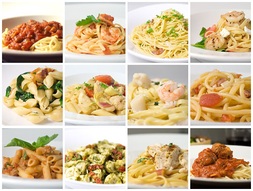 Pasta Recipes at  Life's Ambrosia