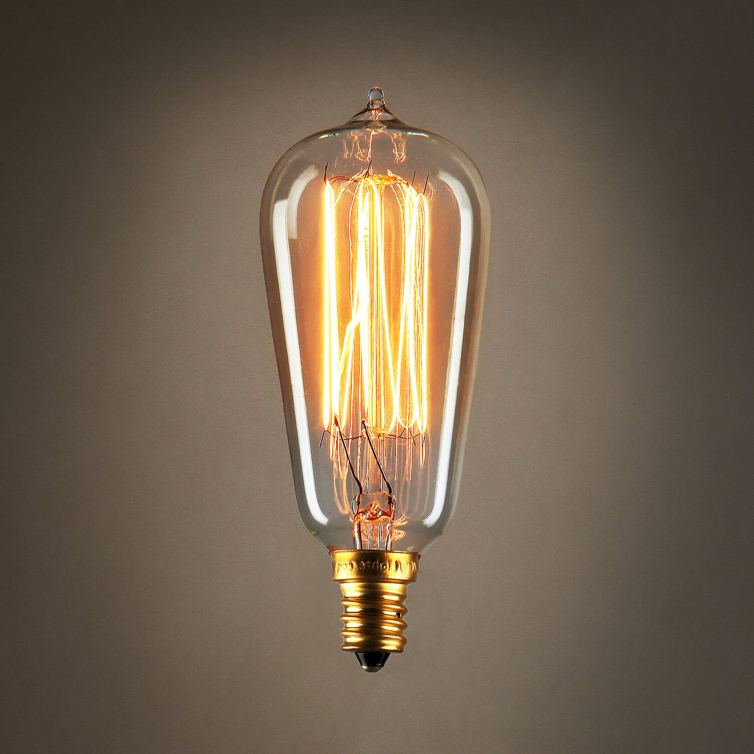 Edison Light Bulb Socket