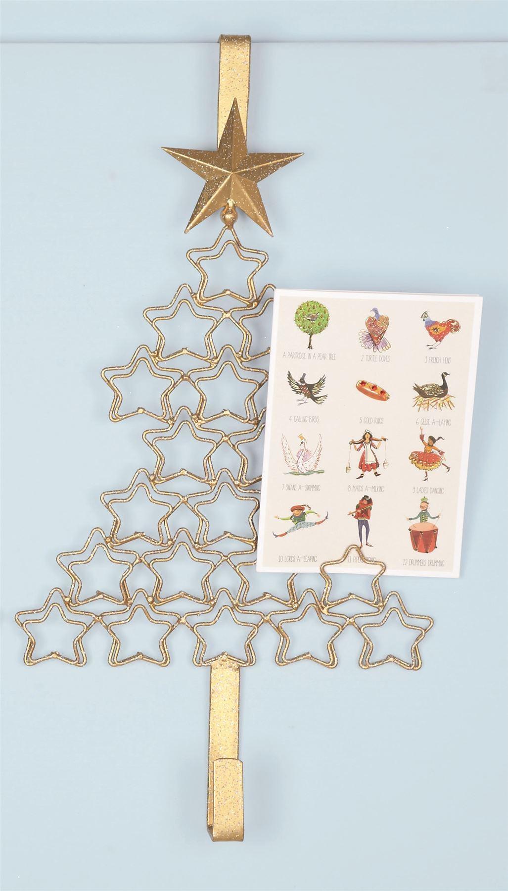 Metal 255cm Christmas Xmas Freestanding Display Tree