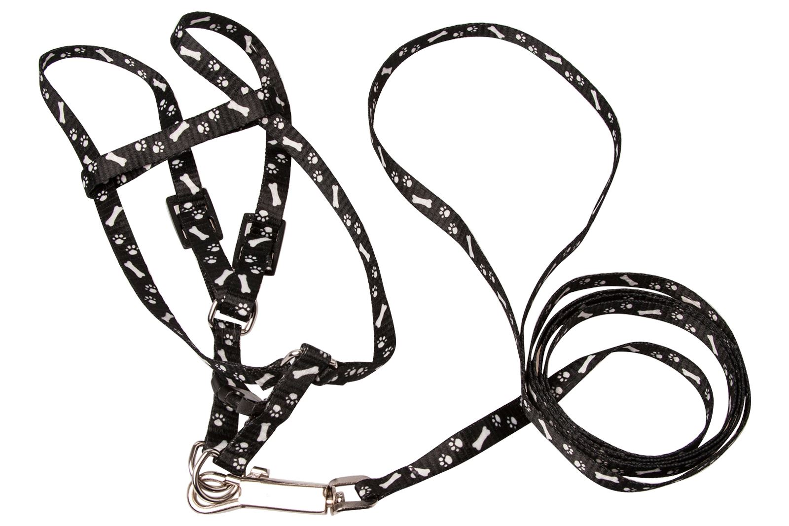 Elastic Dog Harnesses