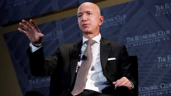 Amazon CEO Jeff Bezos (Reuters)