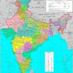 New Political Map Of India Civilsdaily