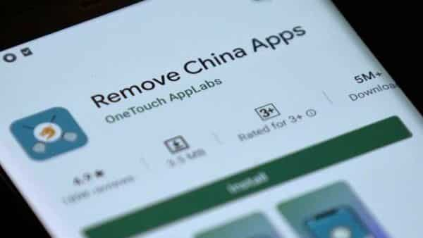 Remove China Apps' pulled from Google Play Store