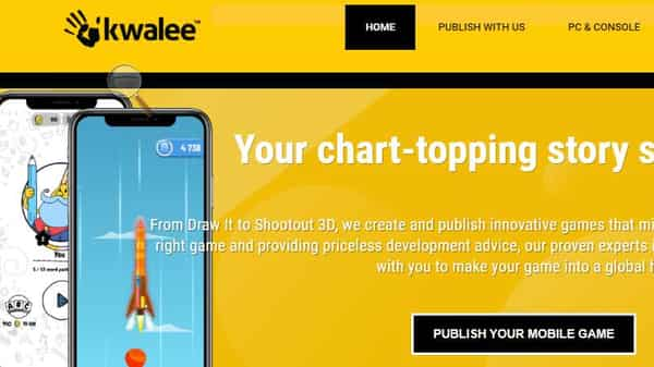 UK-based game developer Kwalee to invest  million in India operations
