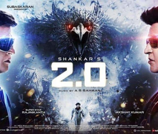 Around 3000 Technicians From Around The World Were Involved In The Making Of Rajinikanths 2 0 Movie