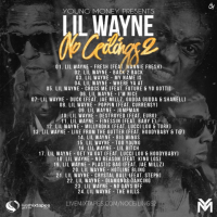 Lil Wayne's 'No Ceilings 2' Mixtape....