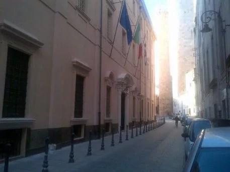 Università di Cagliari - Sede del Rettore