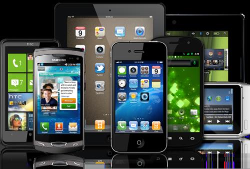 smartphone-E-tablet