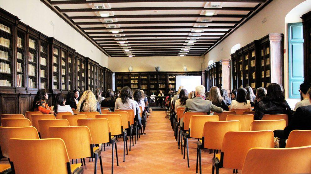 in aula seminari unipa banca italia