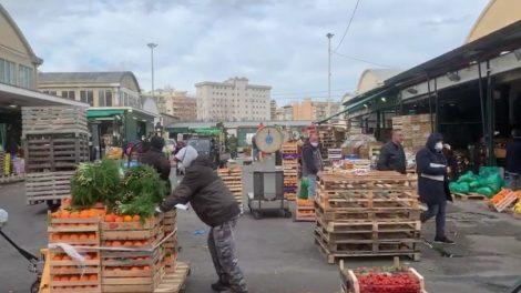 Mercato ortofrutticolo di Palermo