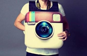 Instagram-chat