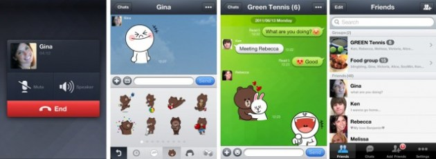 LINE Instant Messaging App