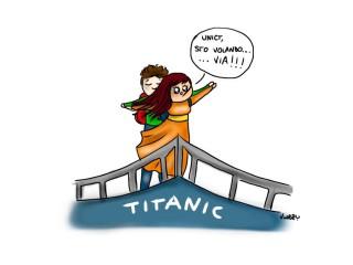 titanic unict