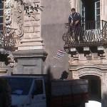 tesi buttate al Monastero dei Benettini di Catania