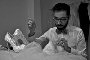 """Alta moda siciliana. Premiato Fabrizio Minardo come """"Best Haute Couture"""" 6830871bec5"""