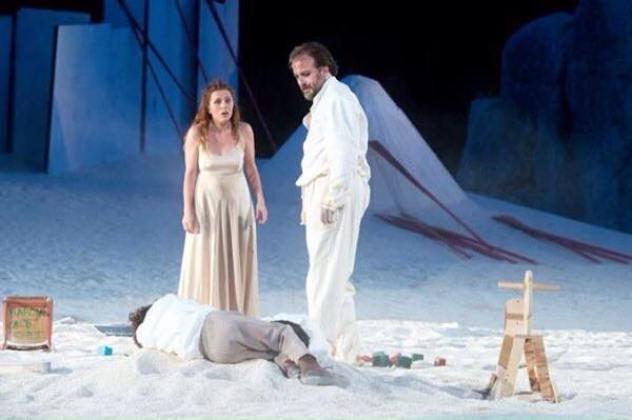 Medea di Seneca, regia Paolo Magelli -  Ph Tommaso La Pera