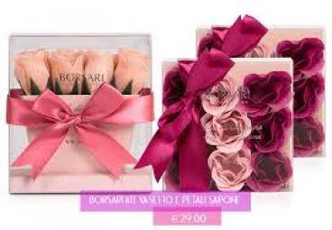 rose di sapone sephora