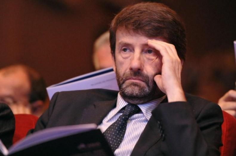 02/07/2013 Roma, assemblea dell'ANIA, nella foto il ministro per i Rapporti con il Parlamento Dario Franceschini