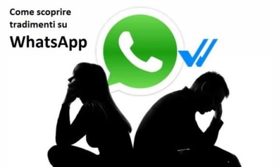 scoprire tradimenti whatsapp