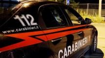 gazzella carabinieri catania