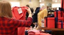 shopping in negozio e centri commerciali