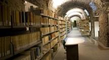 Biblioteca del monastero dei Benedettini