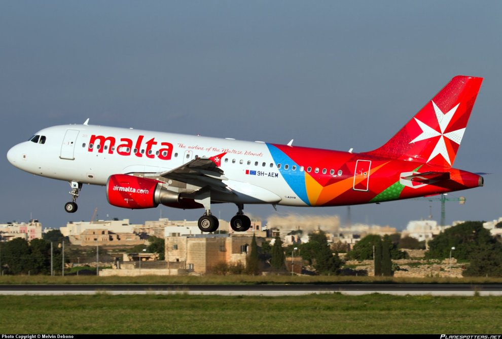 Air Malta Catania