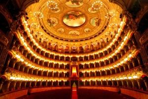 teatro massimo bellini di Catania
